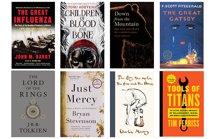 Books We're Reading This Summer & Why You Should Too—Summer Reading List Blog Image